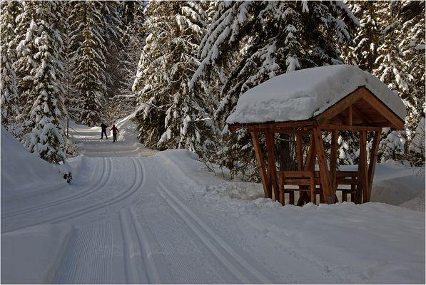 so muß der Winter sein (3)