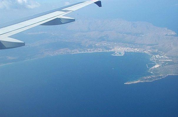 So nochmal Anflug auf Mallorca
