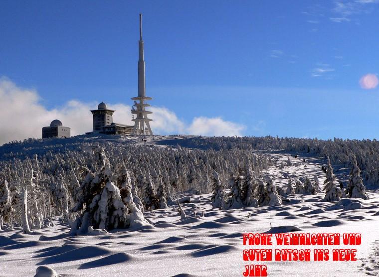 So sah es letztes Jahr im Harz aus