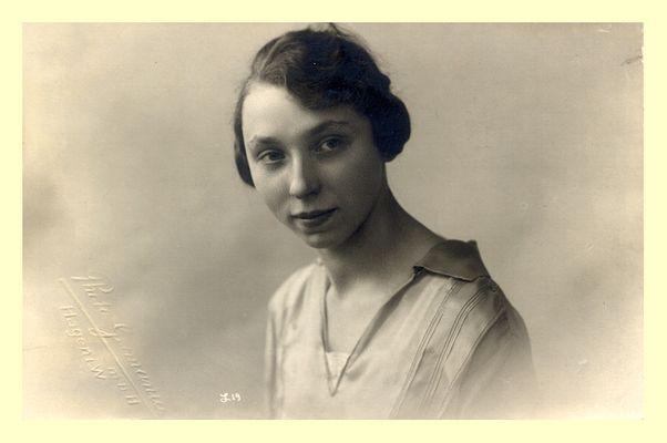 So sahen Portraits in den 20er Jahren aus