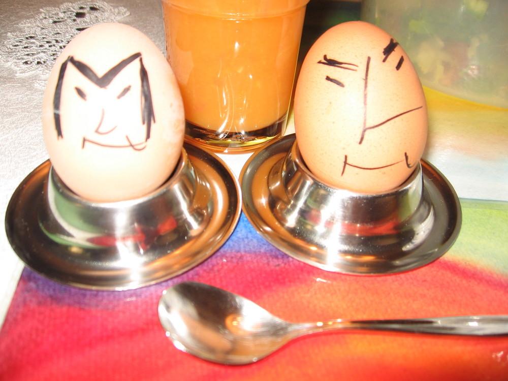 so schmeckt das Frühstück nochmal so gut !!!