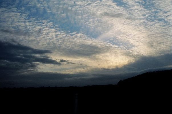 so schön kann der Himmel sein