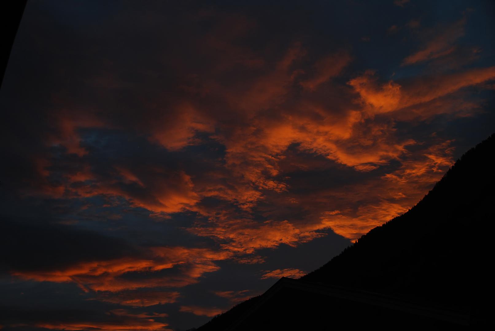 So schön kann Sonnenaufgang sein