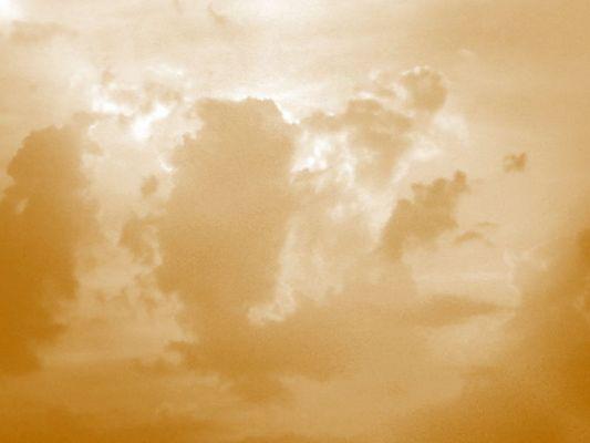 So schöne Wolken