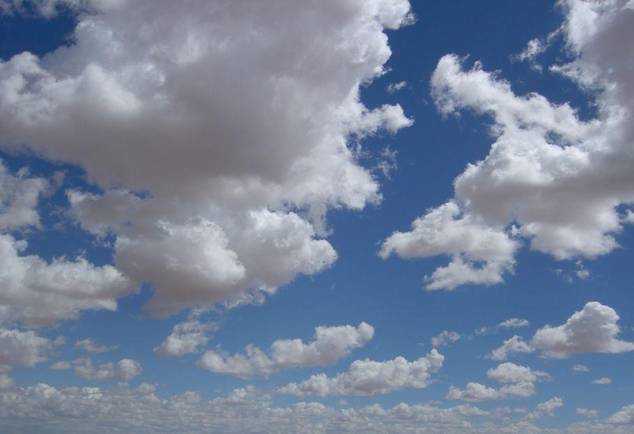 So sehen die Wolken in den USA aus *gg*