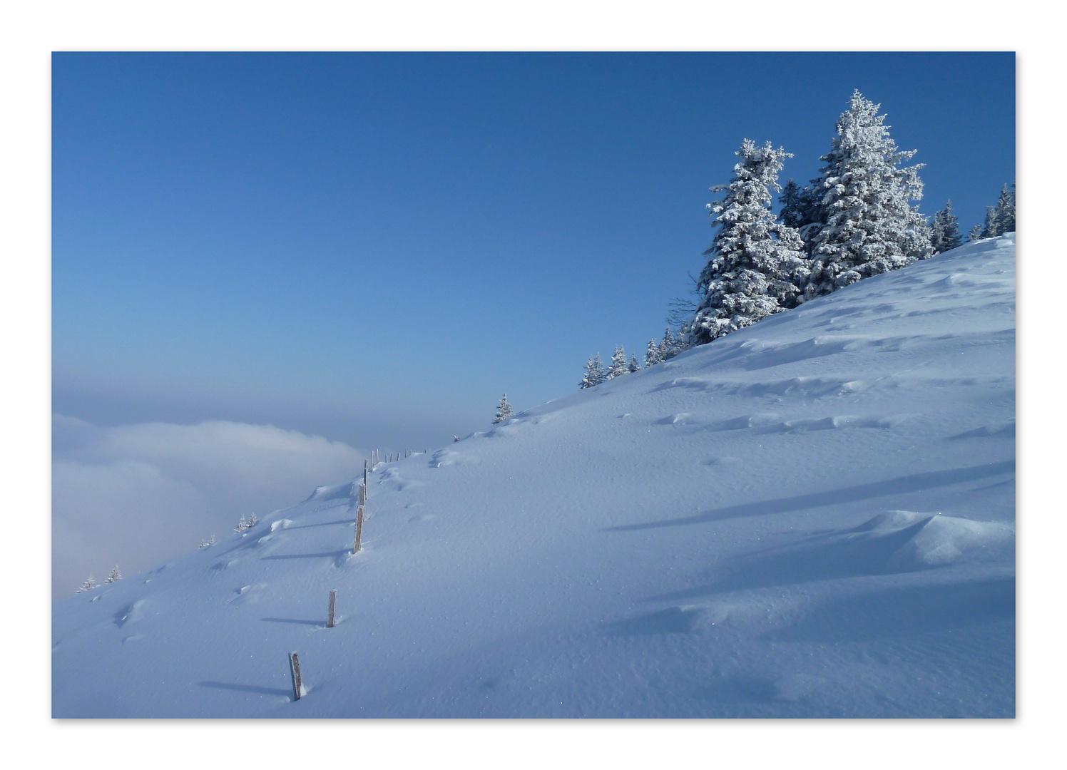 So stell ich mir den Winter vor