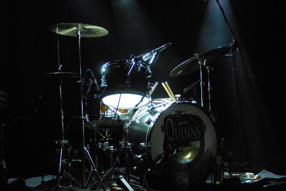 So still können Schlagzeuge sein....