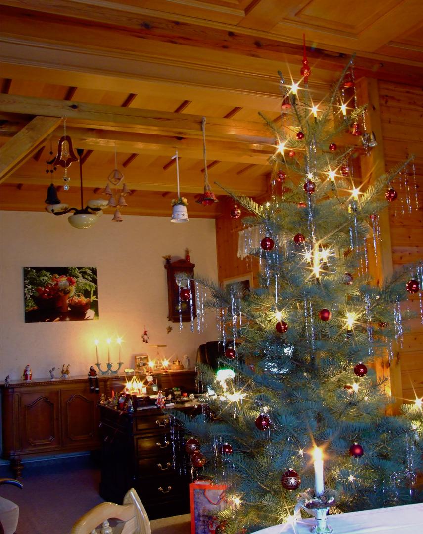 °°° So und nun ist Weihnachten im Schalthaus °°°