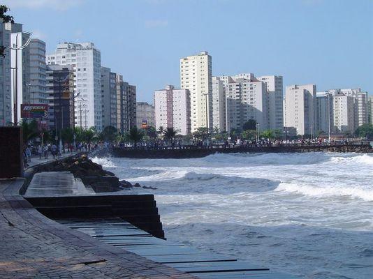 São Vicente Brasilien