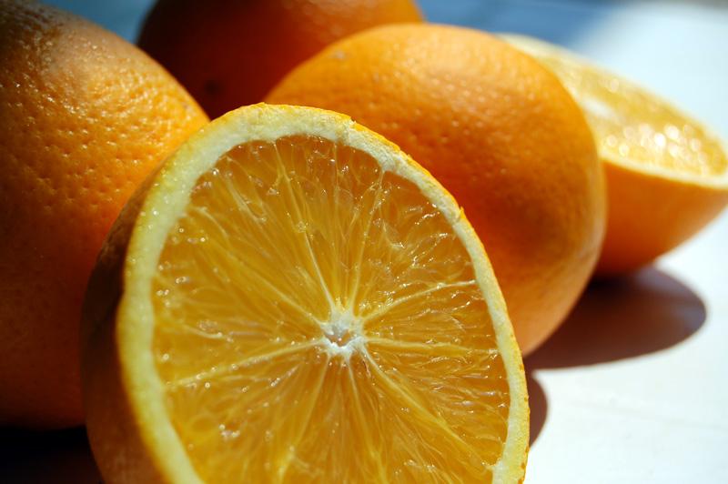 so viel orange