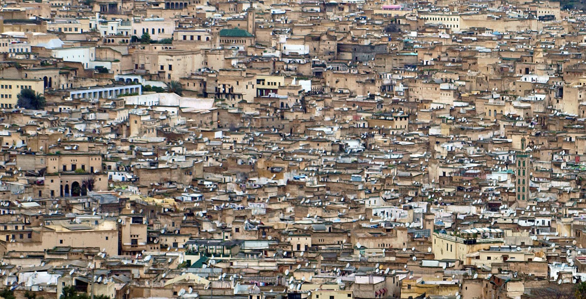 so viele Häuser