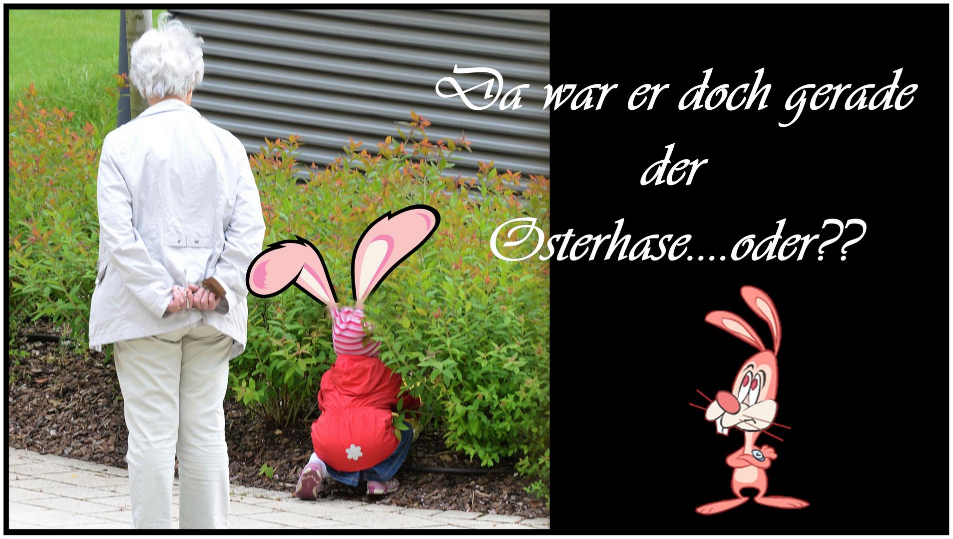 So war Ostern..... ;-))