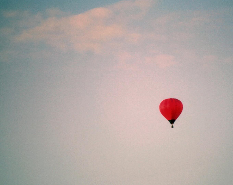 So weit der Himmel reicht ...