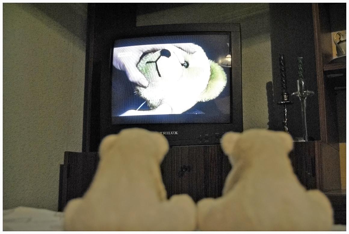 ...so werden die Teddybären gemacht...