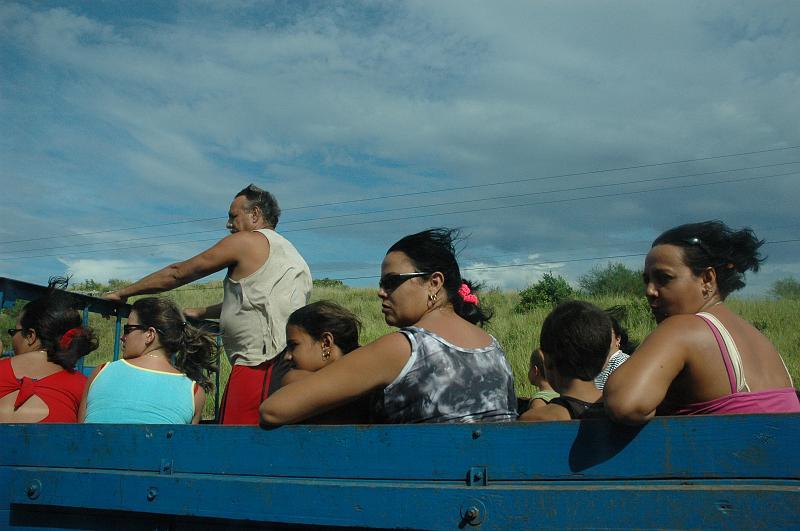 so werden die Transportprobleme auf Kuba gelöst