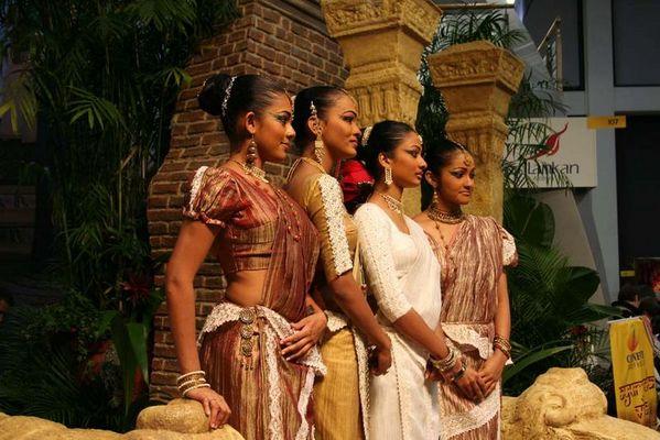So wirbt Sri Lanka...