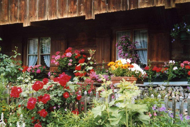So wohnt ein bayrischer Bauer und Fischer