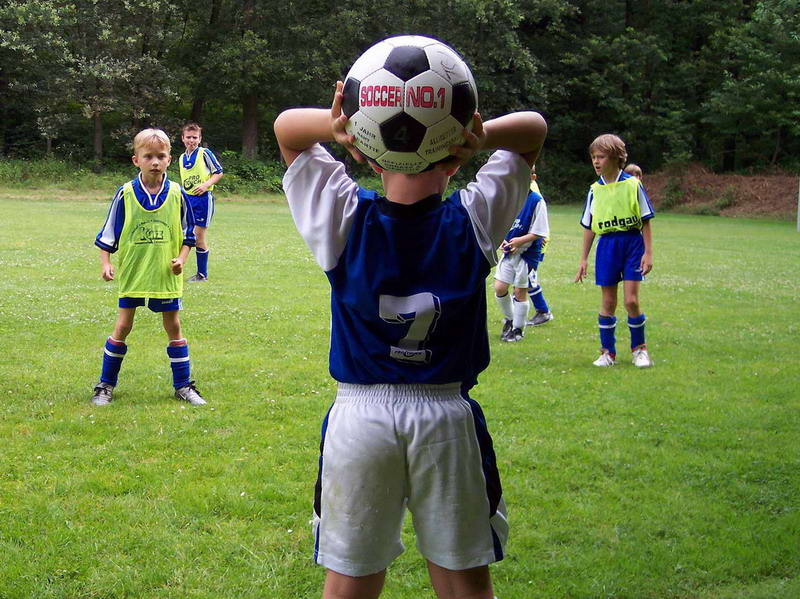 Soccer No.1