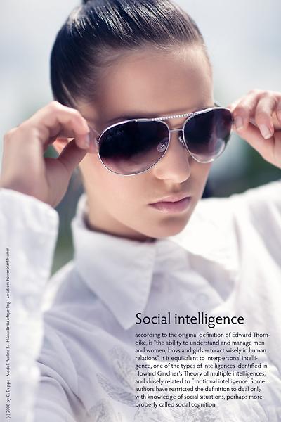 - social intelligence -