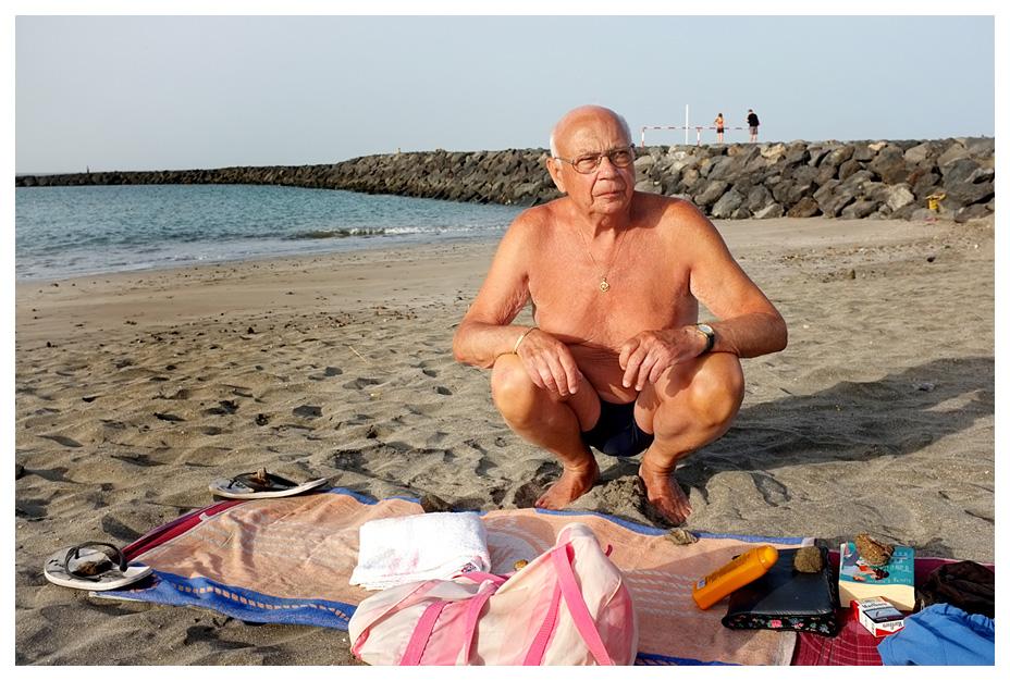 ---- Social Life at Beach ----