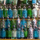 Sodaflaschen
