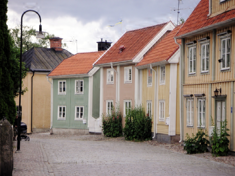 Söderköping - wo einst Madita durch die Straßen lief