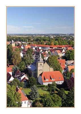 Soest: Maria zur Höhe, Osthofentor und Kreishaus