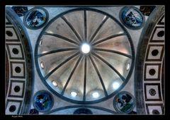 soffitto della basilica