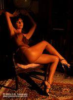 Soft erotic glam