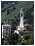 Soglio - Bergell - Schweiz