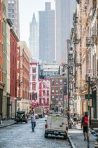 Soho NY Stadtspaziergang
