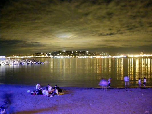 Soir d'été- Marseille