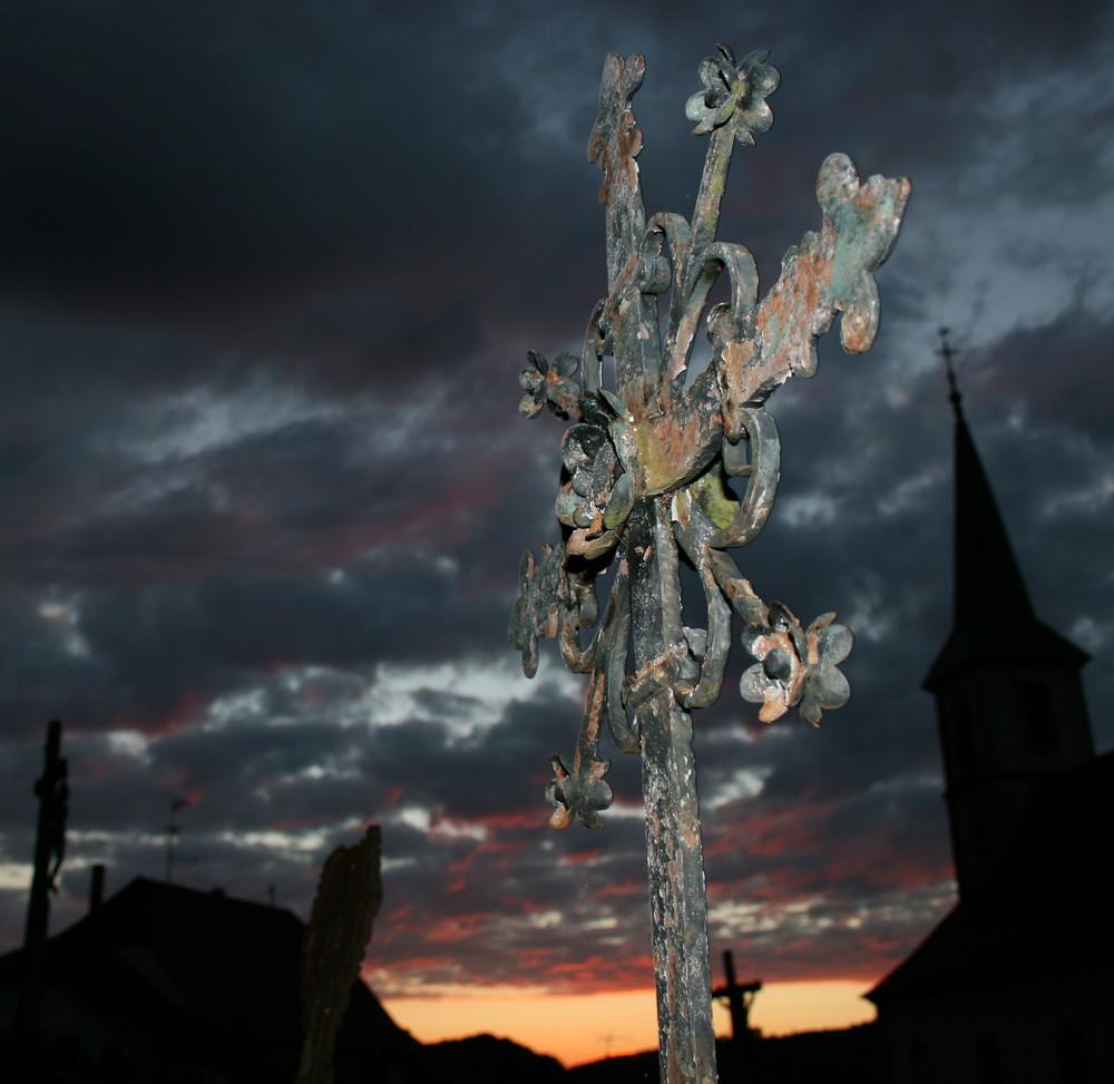 soirée au cimetière 2