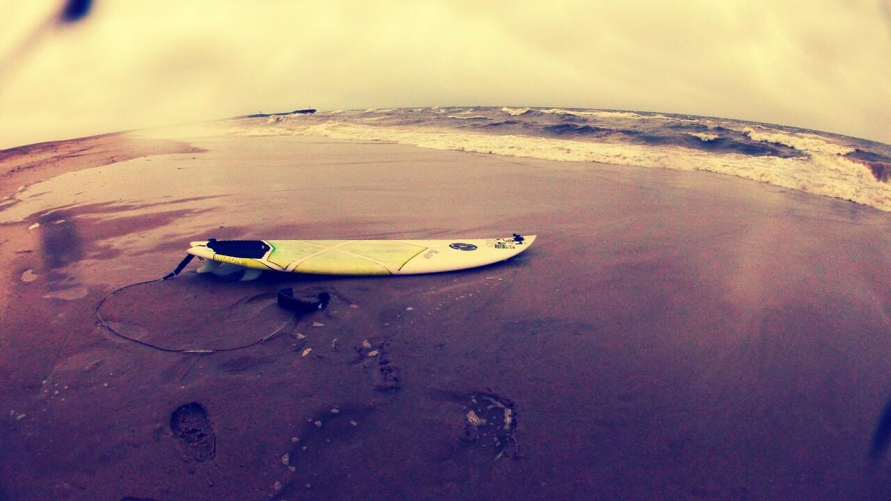 solange die Welle dich trägt