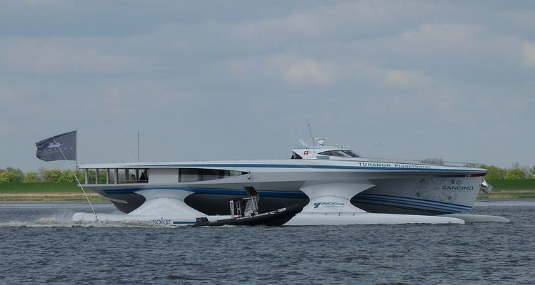 Solarboot  TÜRANOR