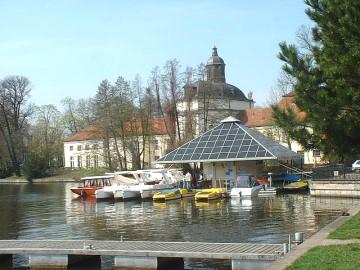 Solarboote - Kein Bootsführerschein im Frauentog Berlin-Köpenick