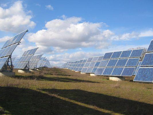 Solarpark Erlasee