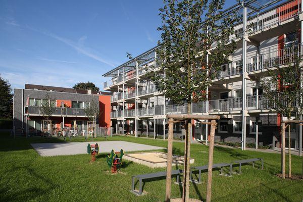 Solarsiedlung Mönchengladbach Eicken
