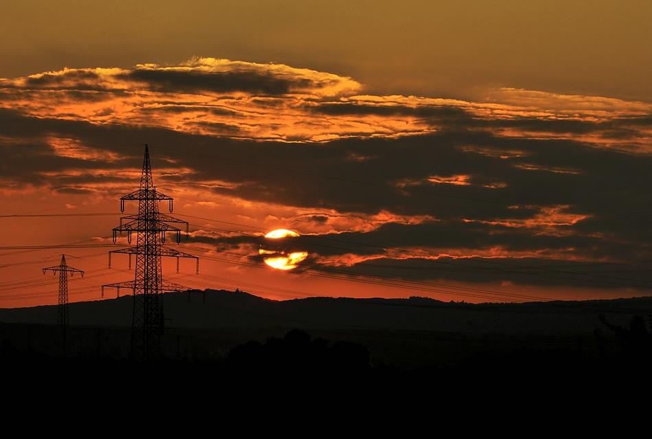 Solarstrom aus Frankfurt:-)