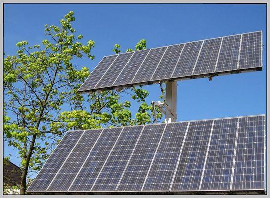 Solartankstelle der Stadt Asslar