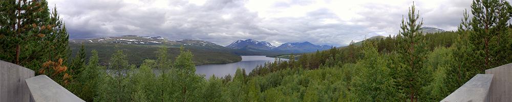Solbergblikk Panorama