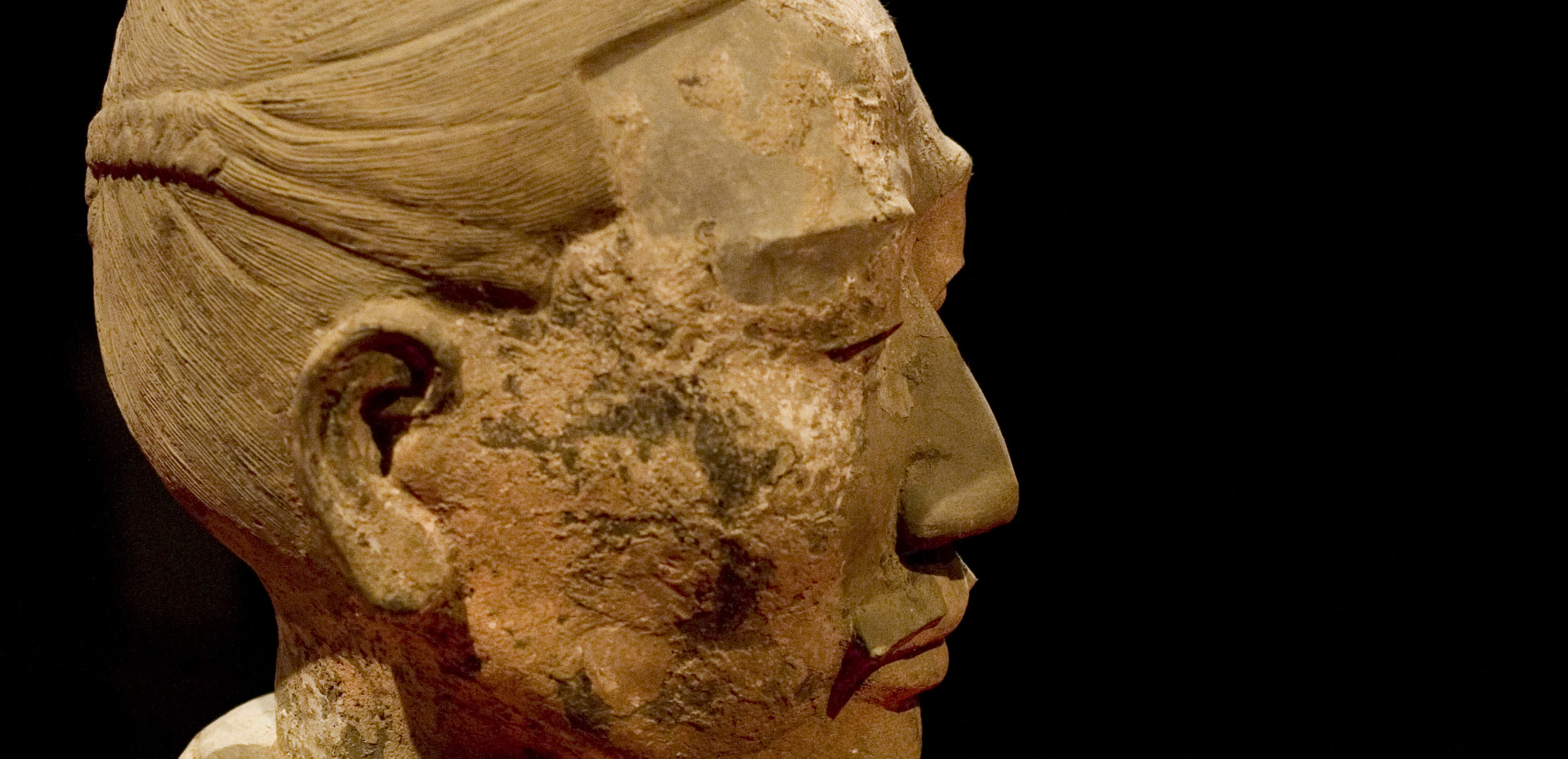 Soldat aus der Qin-Dynastie