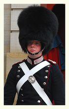 Soldat der Königlichen Garde