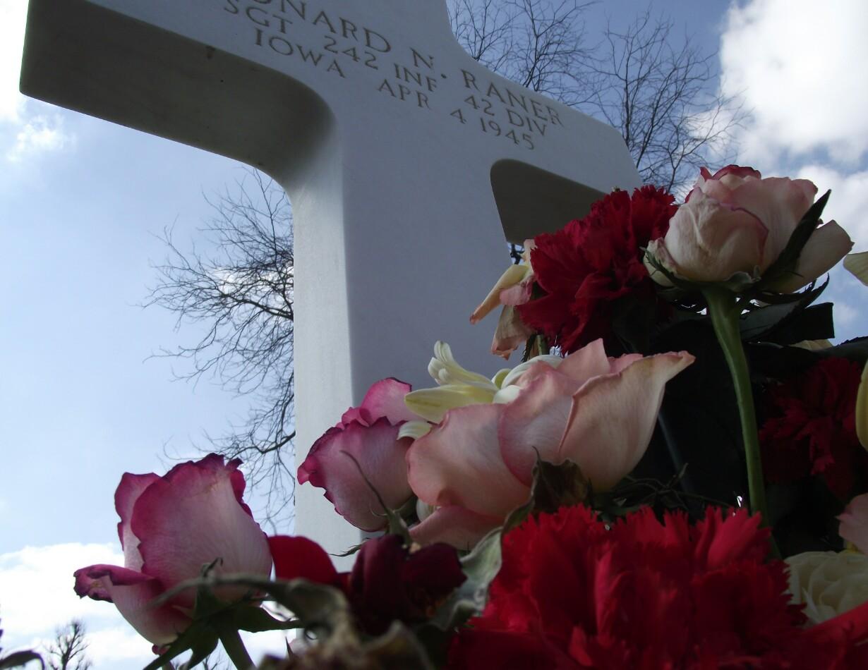 Soldatenfriedhof St. Avold