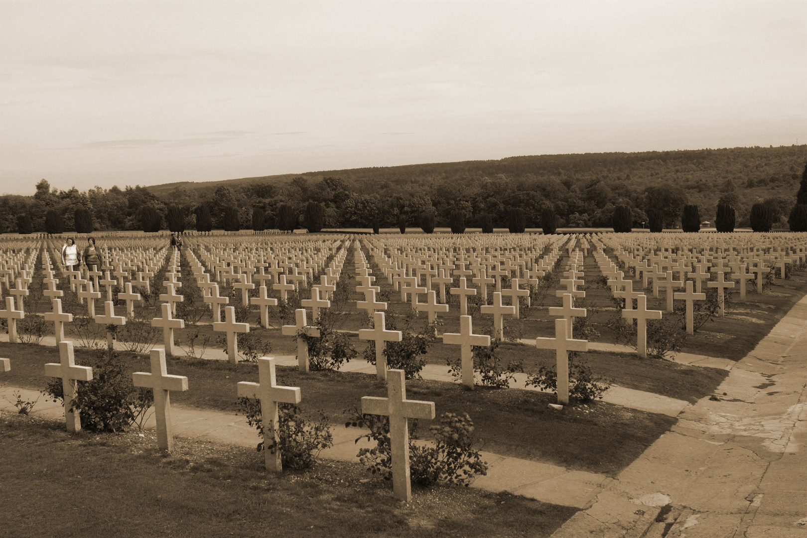 Soldatenfriedhof Verdun