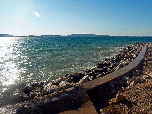 Soleil a la mer ... Sonne am Meer ... lechz ;-)