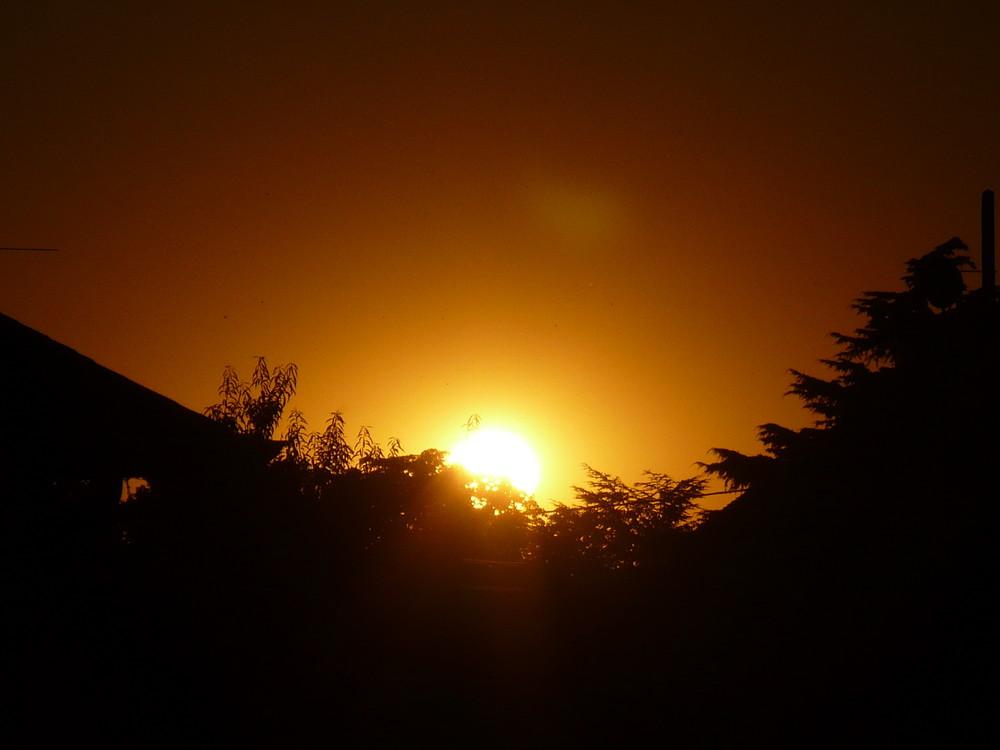 soleil et nuit