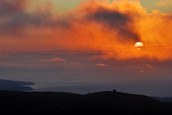 Soleil levant le 1er janvier 2011