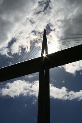 Soleil sur le pont