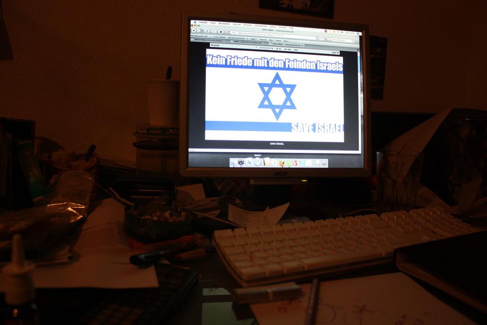 Solidarität mit Israel